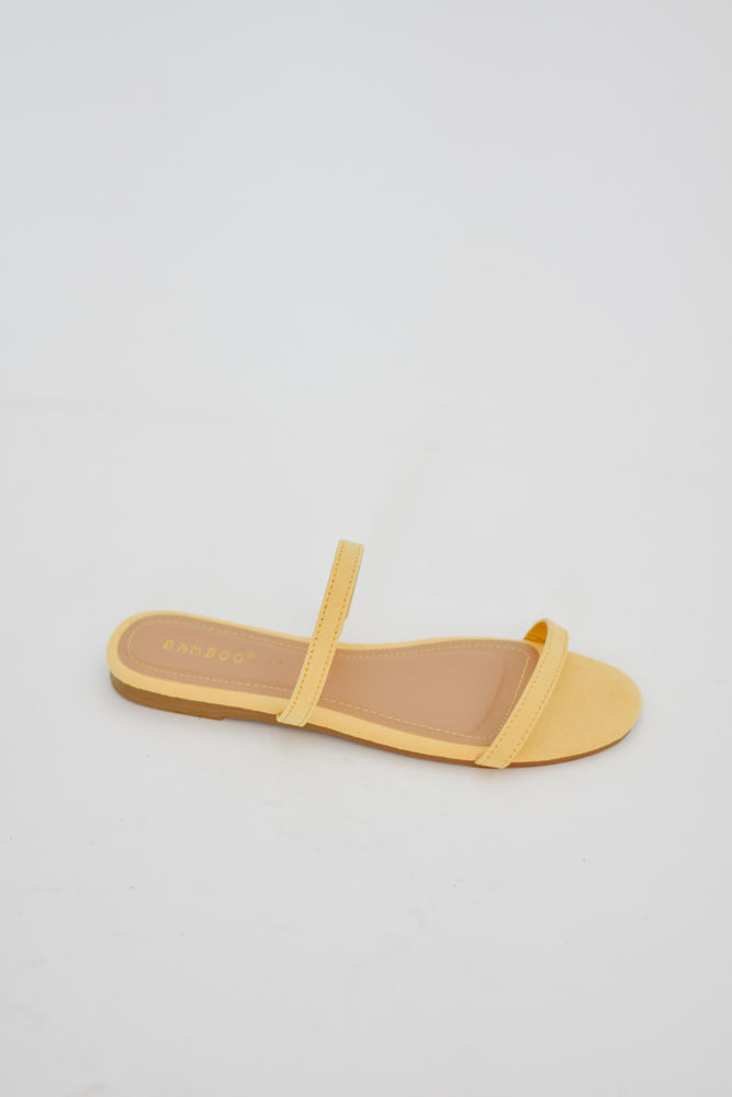 Zest Sandal (Lemon)