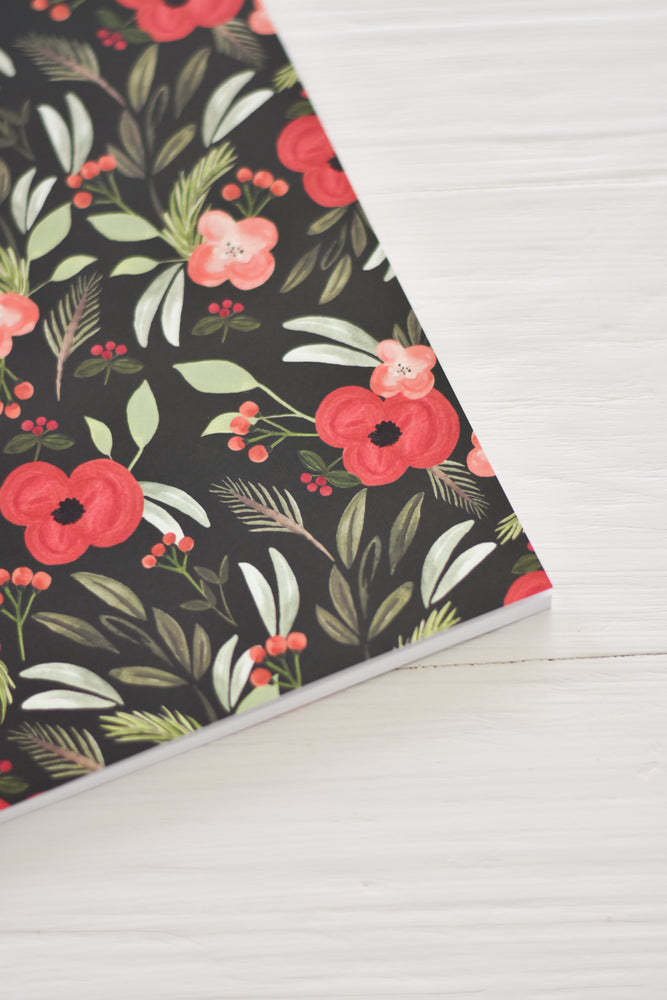 REB x MAD Pine Floral Notebook