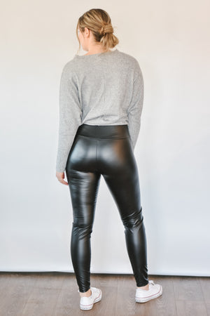 Mad Collection Vegan Leather Tights