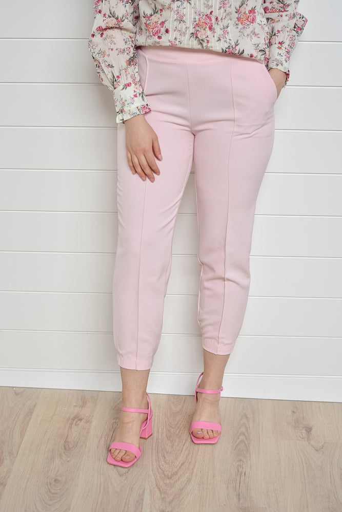 The Kelsey Jogger-Pink