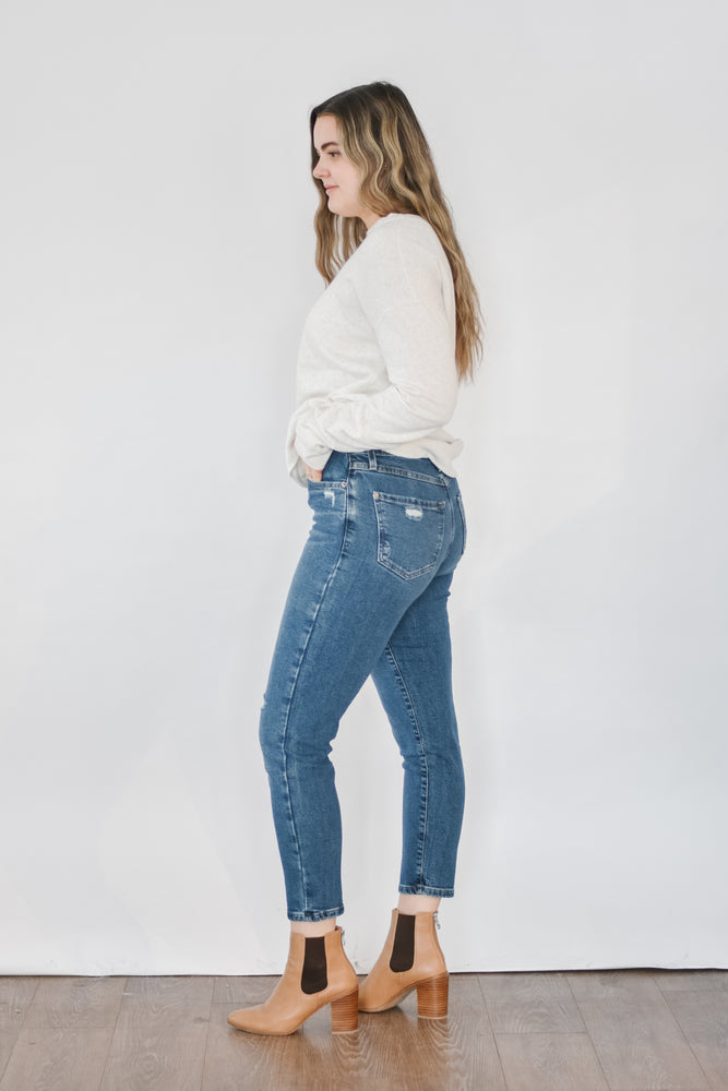 Yoga Jean- Rush High Rise Slim