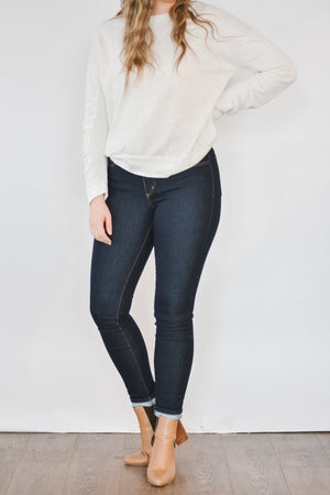 Yoga Jeans- Polo Dark Skinny