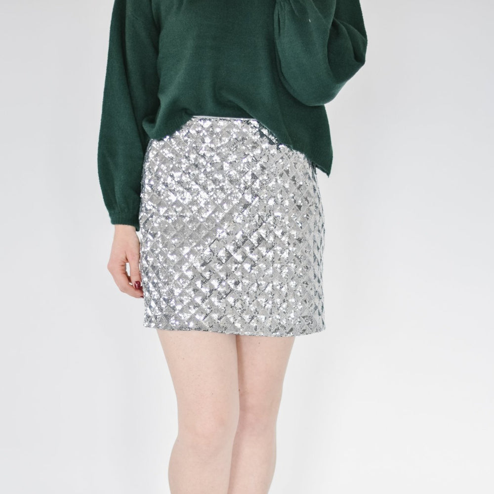 Disco Mini Skirt