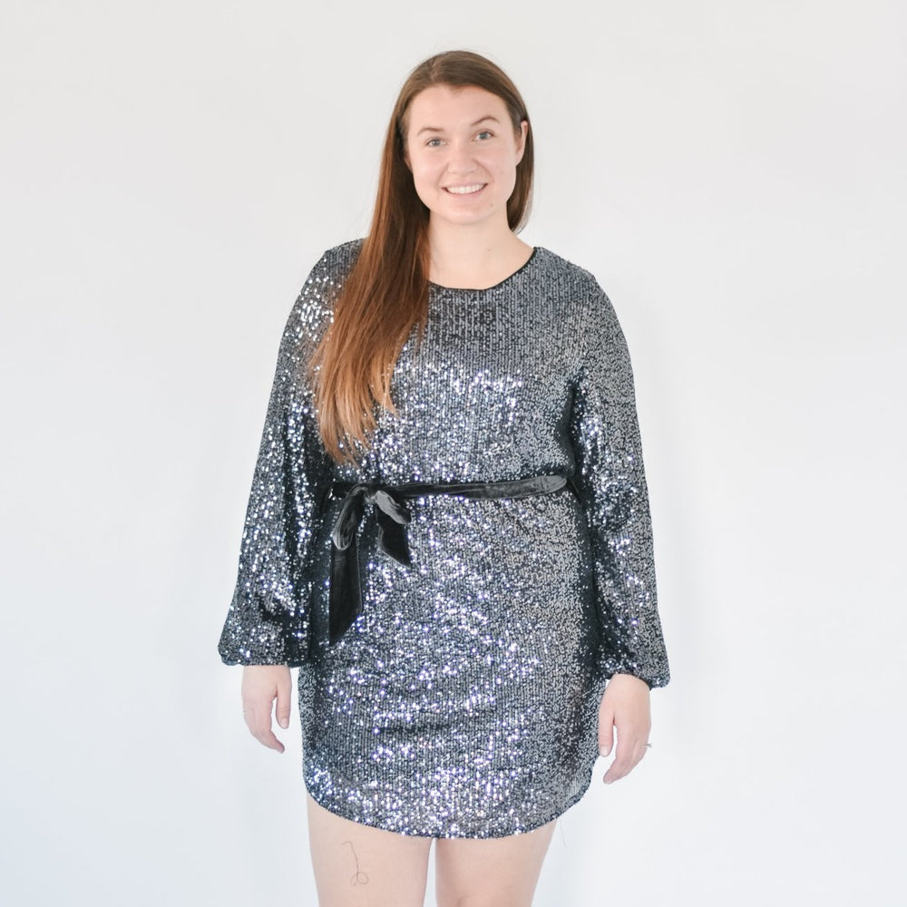 Sequin Mini - Midnight & Velvet