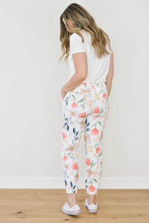 The Shelley Floral Trouser