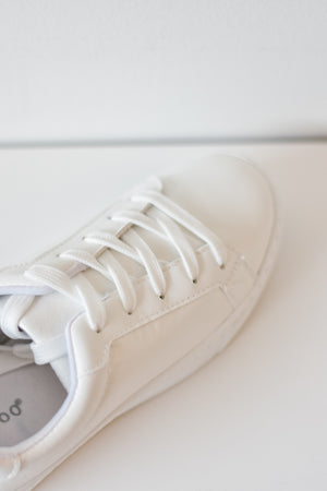 Power Sneaker (White)