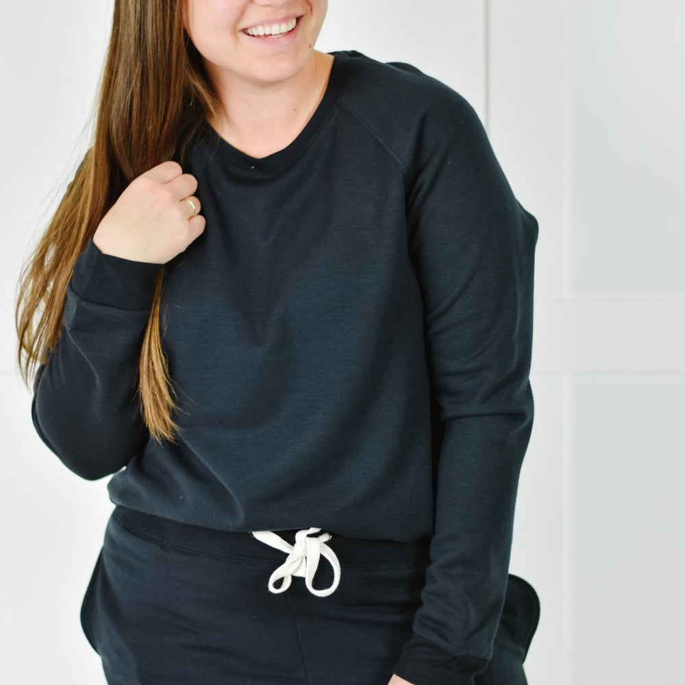 Jacey Sweater (Midnight)