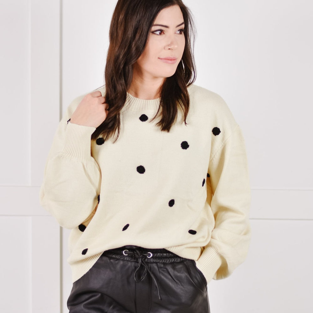 Cookie Dough Sweater