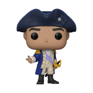HAMILTON Washington Funko Pop - PREORDER