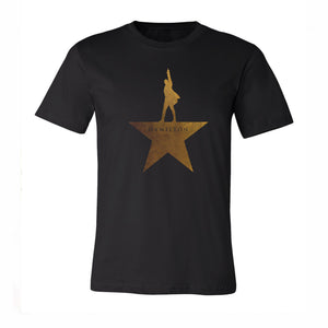 HAMILTON Gold Star T-Shirt