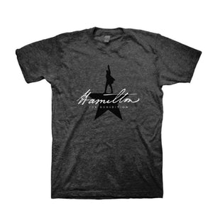HAMILTON Exhibition Black Logo Tee