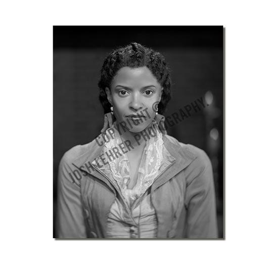 HAMILTON Portraits: Renee Elise Goldsberry