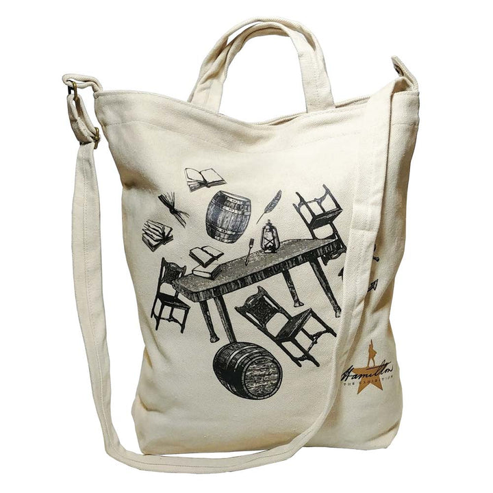 HAMILTON Exhibition Hurricane Tote Bag