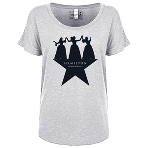 HAMILTON Dancing Ladies T-Shirt