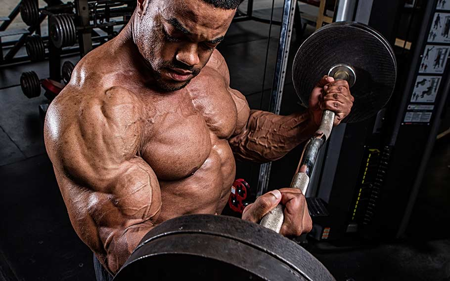 Best Way in Building Muscle Mass & Shirt-Splitting Biceps