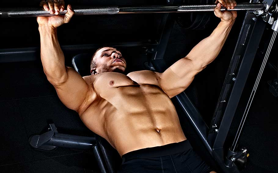 How to Increase Your Bench Press by at Least 20 lbs. in One Month!