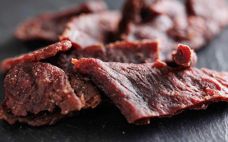 Oven Baked Beef Jerky