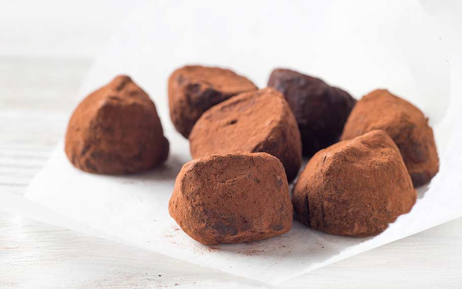 Protein Brownie Bites