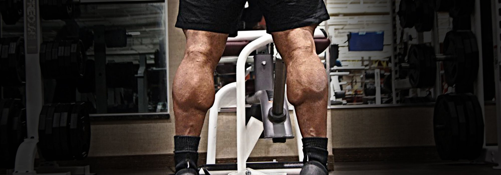 Diamond Shaped Calves - Calf Training To Improve The Look Of The Entire Lower Body
