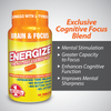 ENERGIZE™ Brain & Focus All-Day Energy Pill (60 Count)