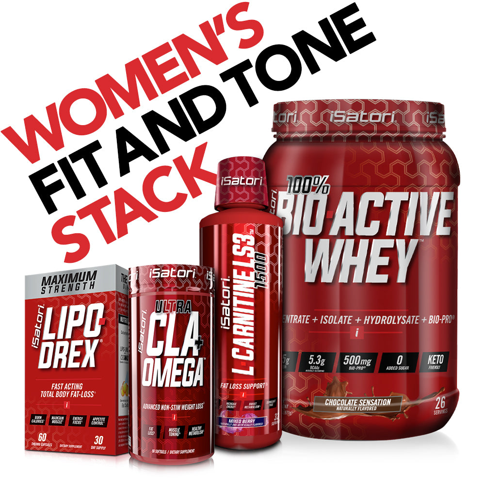 Women's Fit & Tone Stack