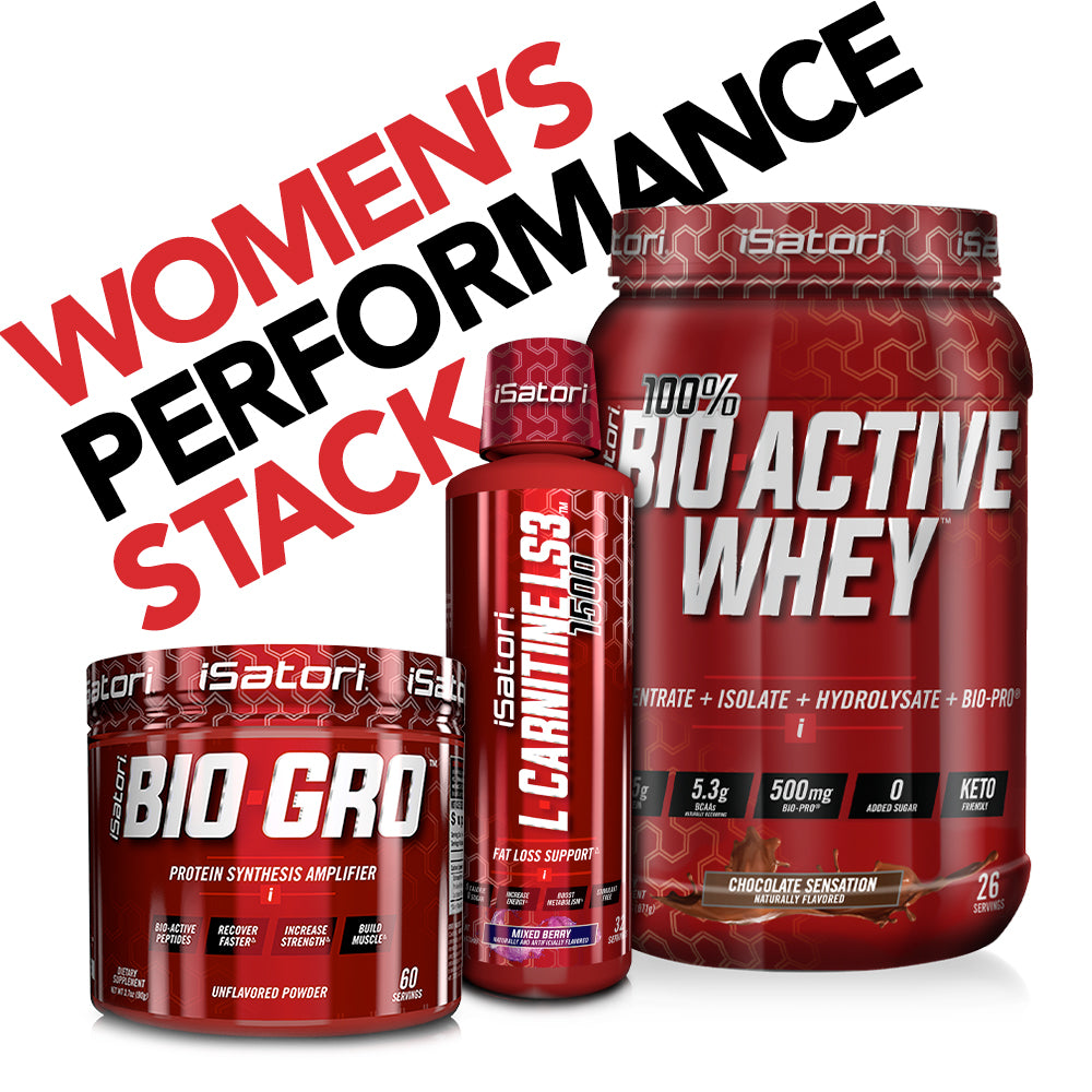 Women's Performance Stack