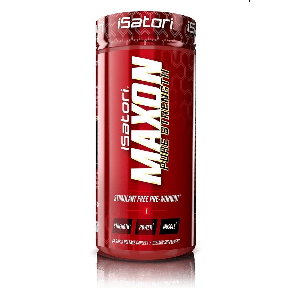 iSatori MAXON Workout Supplements