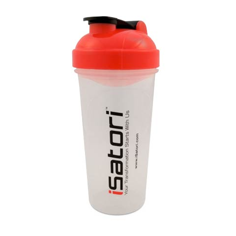 Deluxe 25 oz. Protein iSatori Shaker Bottle - Join the Iron Warrior Community