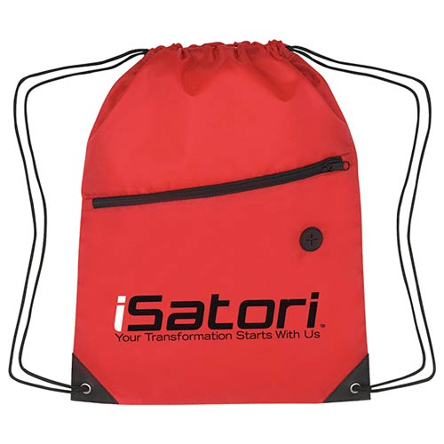iSatori Sling Bag, Red