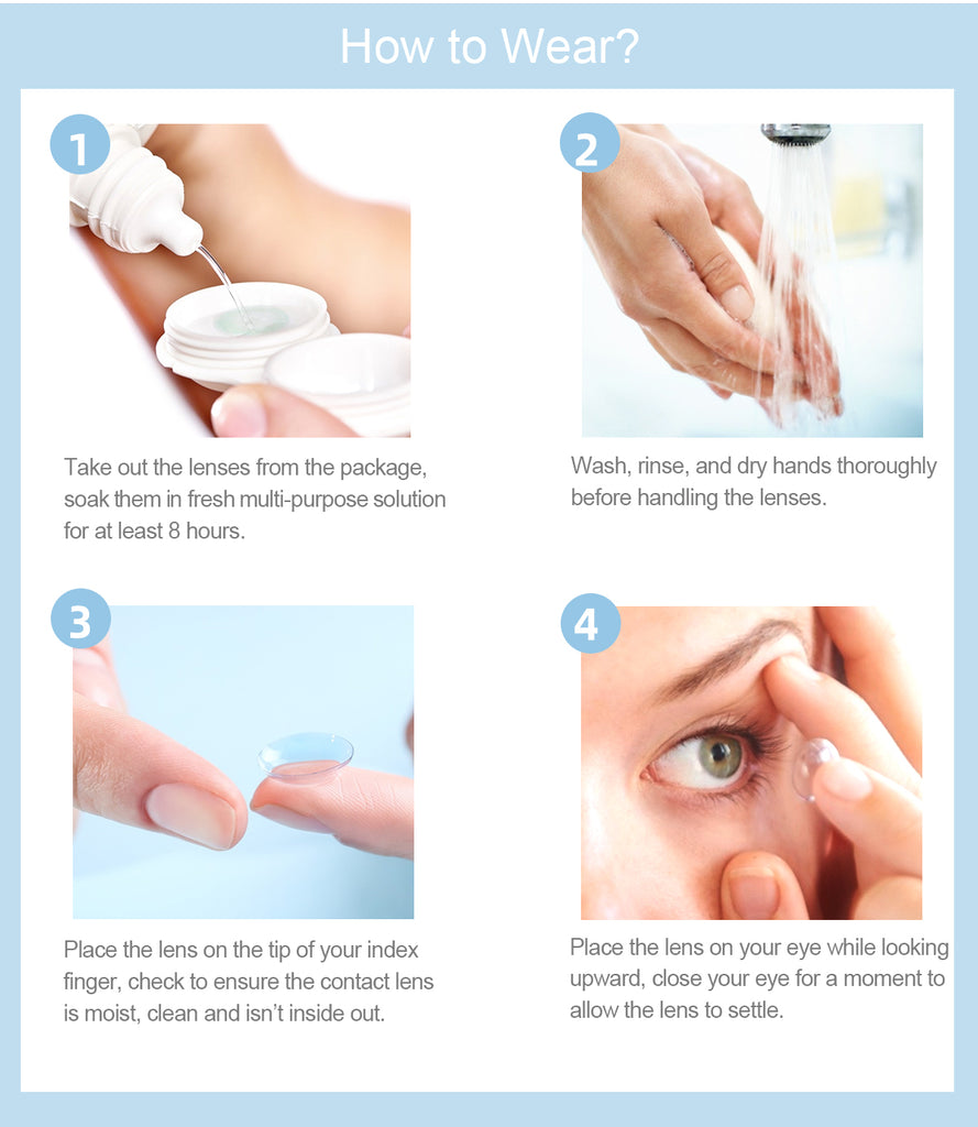 How_to_wear_colored_contact_lens