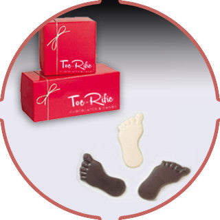 Toe-Rific Chocolates and Candy Site