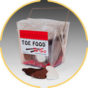 Toe-Food To Go