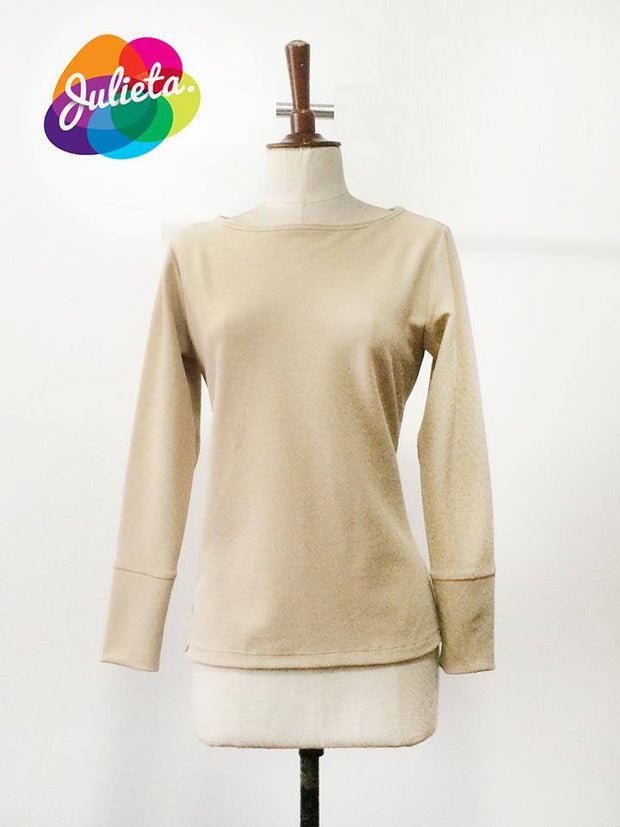 Top Basic Beige