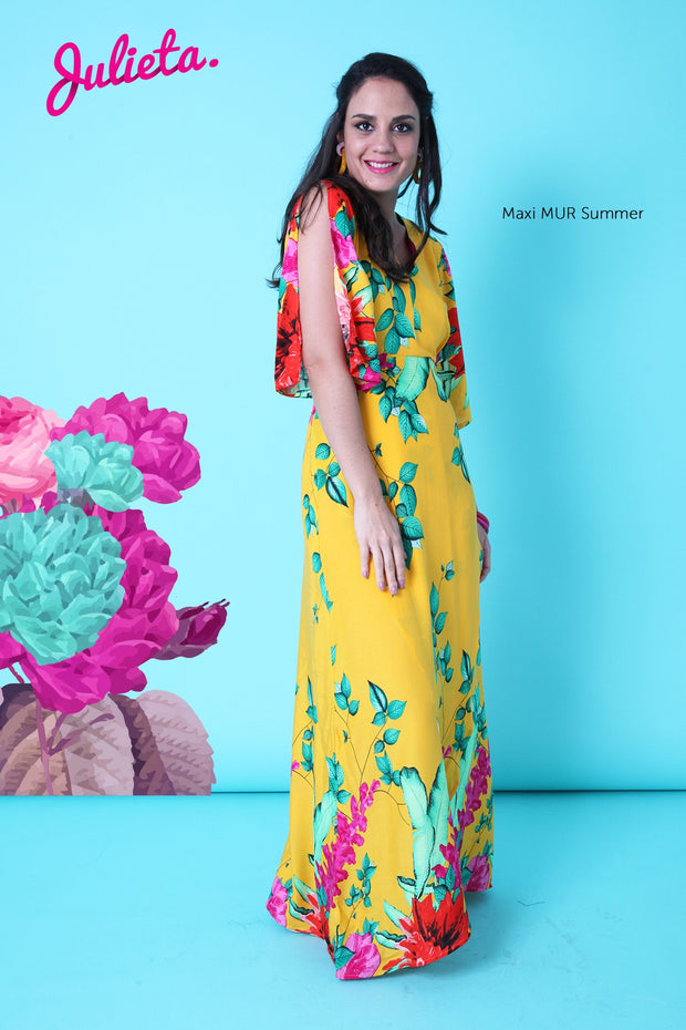 Vestido Maxi Mur Summer Julieta Shop
