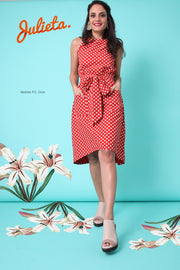 Vestido PC Dots Julieta Shop