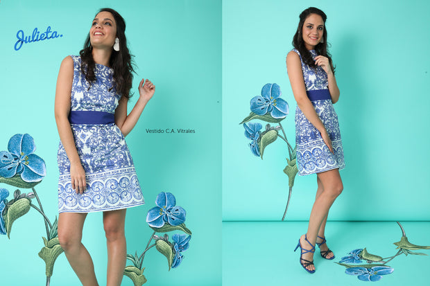 Vestido CA Vitral Julieta Shop