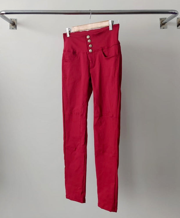 Pantalón Pitillo Red