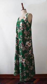 Maxi Relax Verde Floral