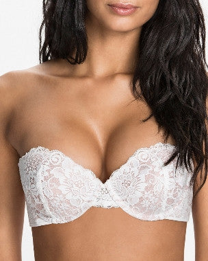 Luxury Lace Wing Bra