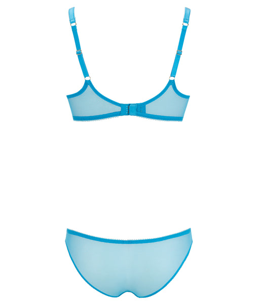 L'Agent by Agent Provocateur Aniya kalhotky - Turquoise