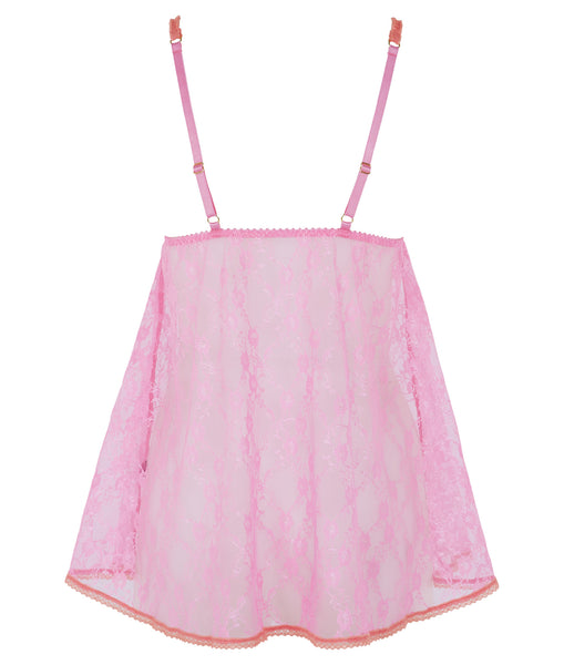 Monica Babydoll - Pink/Guava A4