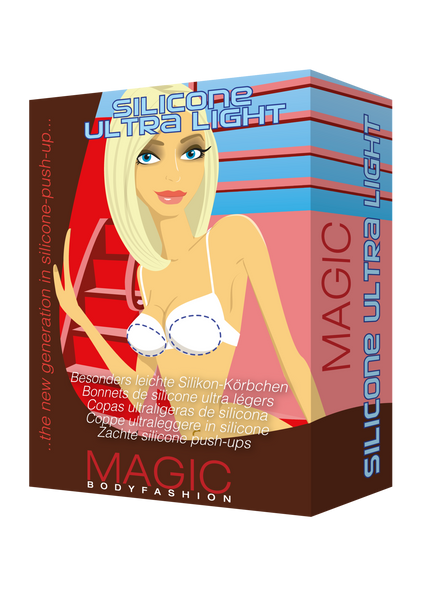 Magic Bodyfashion Ultra lehké silikony Box