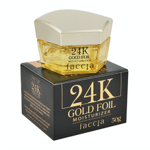 Load image into Gallery viewer, 24K Gold Foil Moisturizer