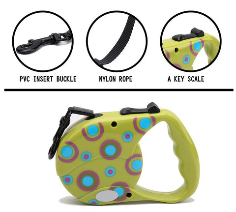 Automatic Retractable ABS Nylon rollabow 3