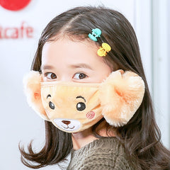 Winter Children Earmuff Mask