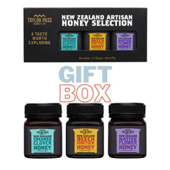 Taylor Pass Honey Gift Box