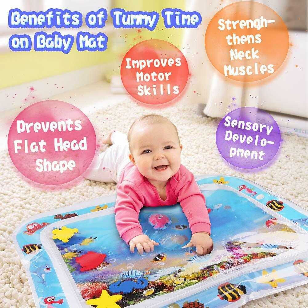 INFLATABLE TUMMY TIME WATER MAT - Urban Chase