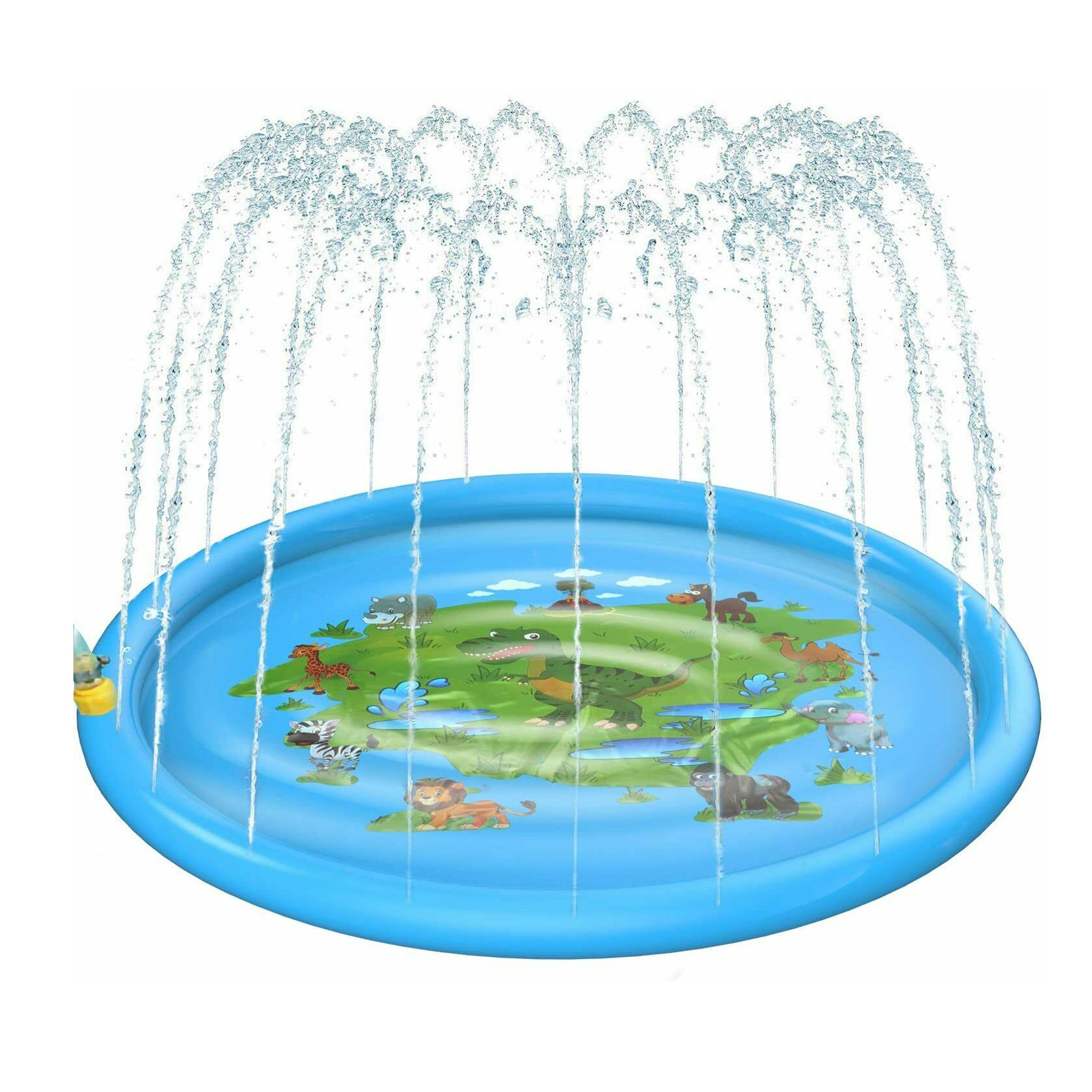Water Sprinkler Fun Mat
