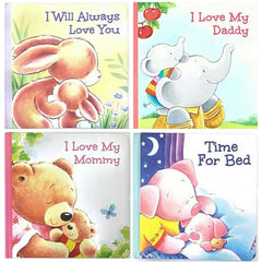 Bedtime Story Books Set of 4