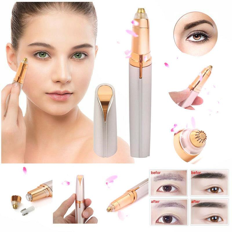 Portable Eyebrow Trimmer